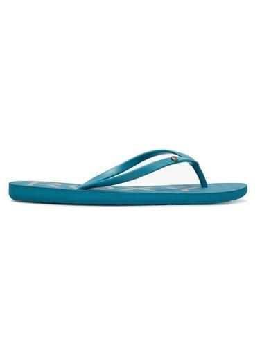 Roxy Plaj Terliği Mavi